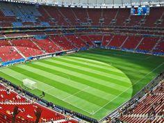 Estadio de fútbol Mané garrincha