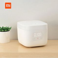 This Xiaomi Electric Rice Cookeris an intelligent cooking device. It can cook up to six bowls of rice or porridge at a time,Get it now with Best Price Ever Cheap Rice Cooker, Small Rice Cooker, Kitchen Cooker, Cup Of Rice, Mini Kitchen, Kitchen Small, Digital Timer, Electric, Hot