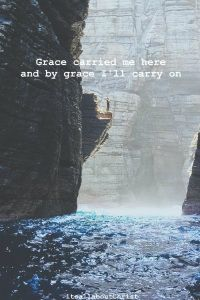 The Reverberation of Grace || From Ashes to Beauty Blog