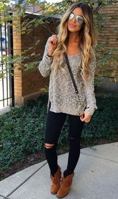 Best Comfortable Women Fall Outfits Ideas As Trend 2017 210
