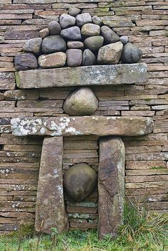 I love Andy Goldsworthy's work.  I'm glad the photographer, Richard Shilling, posted these on flickr for all to enjoy.