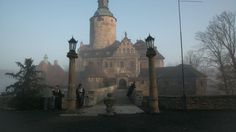 A stunning castle in Czocha, Poland. Harry Potter fans can now attend real-life Hogwarts at Polish castle