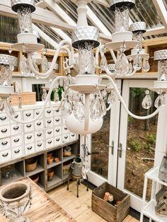 Solar Light Chandelier, Mason Jar Chandelier, Outdoor Chandelier, Diy Chandelier, Chandelier Shades, Chandeliers, Painted Chandelier, Chandelier Makeover, Diy Cabinet Doors