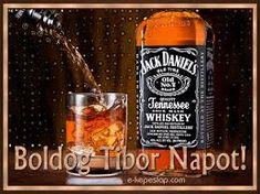 Kapcsolódó kép Jack Daniels Distillery, Whisky, Whiskey Bottle, Happy Birthday, Drinks, Happy Brithday, Drinking, Beverages, Urari La Multi Ani