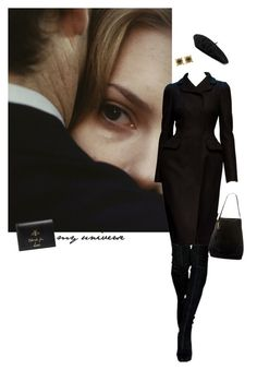 """why us"" by raphaellacorelly ❤ liked on Polyvore featuring Dolce&Gabbana, Yves Saint Laurent and Gucci"