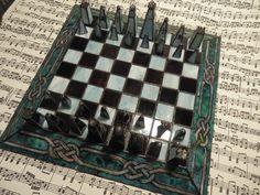 Mi nuevo ajedrez de vidrio versión mejorada