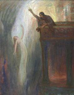 Hermann Hendrich, Saint Grail Legend, The Incantation