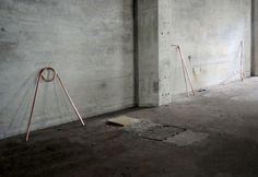 marjolijn dijkman meelfabriek Copper Tubing, Sculpture, 3d, Sculptures, Statue, Sculpting