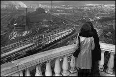 Henri Carrier-Bresson Napoli - Italia  1971
