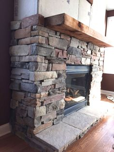 Awesome Stone Veneer for Fireplace Surround
