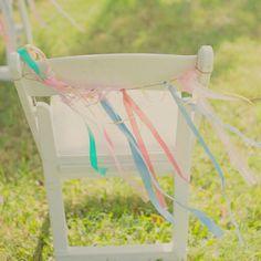 椅子のリボンはDYIしました。  #ブライダルチェア#椅子 #チェアデコレーション #Chairdecoration #weddingidea #weddingdesign #ウェディング #wedding #ウエディング #bridal #bridalgarland #handmade #weddingpoto #挙式準備 #結婚式 #手作り #DIY #ウエディング小物  #ナチュラルウエディング #海外挙式 #ハワイウディング #weddimphoto