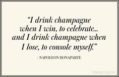 best quotes about champagne - town and country
