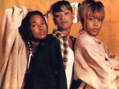 TLC: CrazySexyCool...One of my Favorite Girl Groups