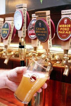 Deschutes Brewery comes to York, Pa. #yorkpa #beer #drinks