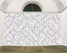 Sol LeWitt - Wall Drawing