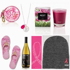 Support the fight. #Pinktober shopping