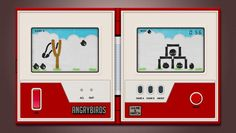 Angry Birds Game & Watch