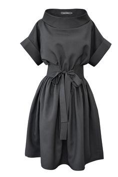 Sukienka midi Audrey | Kasia Zapała | SHOWROOM