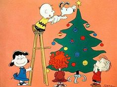 Christmas - Charlie Brown & The Peanuts Gang