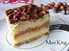 Ciasto Maxi King