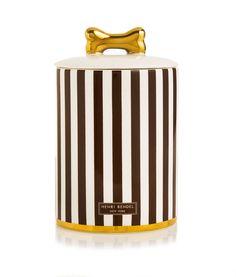 Henri Bendel Dog Treat Jar | Under $200 | Henri Bendel