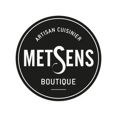 Metsens, identity by C&C Branding - #metsens #identity #logo #brand #food #french #kitchen #cook #shop #conceptstore #caterer #ccbranding