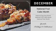 Holiday Dates, Celebrations, Holidays, Fruit, Cake, Youtube, Holidays Events, Holiday, Kuchen