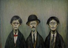 Modern Post-War British Art - View Auction details, bid, buy and collect the various artworks at Sothebys Art Auction House. Large Eyes, English Artists, Portraits, Gcse Art, Naive Art, Lip Art, Father And Son, Art Auction, British Museum