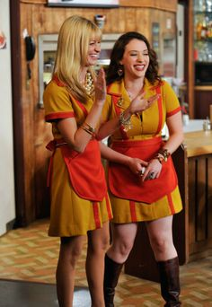 This is from one of my new favorite TV shows... its called 2 Broke Girls. It is just so awesome.