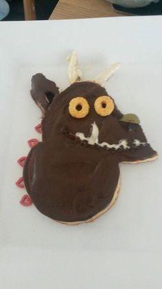 Ever made a #pancake Gruffalo before? Thought not. #prizepancake