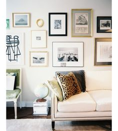Decorated living room-Home and Garden Design Ideas