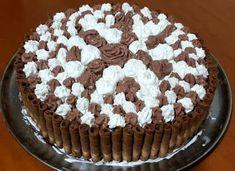 Τούρτα πραλίνα !!! ~ ΜΑΓΕΙΡΙΚΗ ΚΑΙ ΣΥΝΤΑΓΕΣ 2 Greek Desserts, Other Recipes, Kids Meals, Pie, Sweet, Food, Torte, Candy, Cake