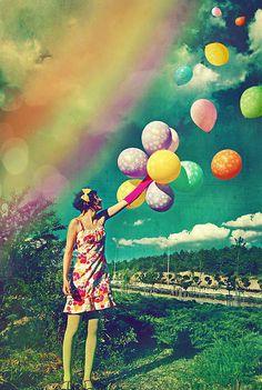 Laisser son esprit s'évader - Let your mind fly free