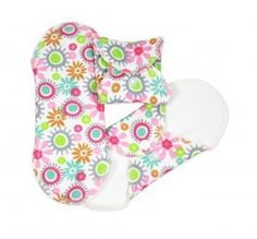Imse Vimse - Pantyliners Set of 3 - Green Baby Planet