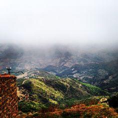 Nebbia Pollina Sicilia