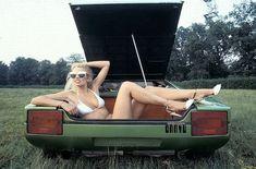 ATTENTIONE! 1974 Lamborghini Bravo by Marcello Gandini at Bertone.