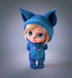 Hey guys I want to introduce you to a few character for Dave and Ava - Nursery Rhymes and Baby Songs animation movies series Cute Cartoon Wallpapers, Cartoon Pics, Girl Cartoon, Cartoon Art, Character Modeling, Game Character, Character Concept, Girls Characters, Cartoon Characters