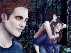 Were doing this my way - TwiFans-Twilight Saga books and Movie Fansite Twilight 2008, Twilight Saga Series, Twilight Cast, Twilight Series, Twilight Movie, Twilight Wedding, Tv Series, Fanart, Jacob And Renesmee