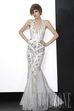 Zuhair Murad - Ready-to-Wear - Spring-summer 2008 - http://en.flip-zone.com/fashion/ready-to-wear/fashion-houses-42/zuhair-murad,476