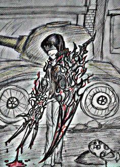 Proto Fan Art by Rone-Ombre.deviantart.com on @DeviantArt