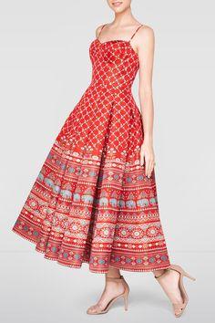 Ladies Dress - Buy Gulabi Dress for Women Online - - Anita Dongre Indian Gowns Dresses, Indian Fashion Dresses, Dress Indian Style, Indian Designer Outfits, Indian Ladies Dress, Pakistani Clothing, Abaya Style, Kurta Designs, Kurti Designs Party Wear