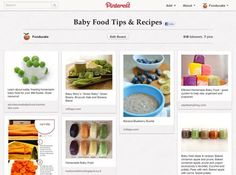 DIY Baby Food     Pinterest Baby Food