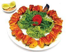 shrimp and tofu