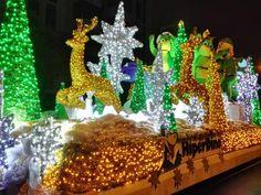 Fotos Carrozas Navidenas.Las 8 Mejores Imagenes De Carrozas De Navidad Xmas Events