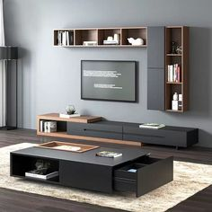 Matching tv stand and coffee table elegant matching stand and coffee table kitchen matching unit and . matching tv stand and coffee table Living Room Modern, Home Living Room, Living Room Decor, Room Interior, Interior Design, Living Room Tv Unit Designs, Living Room Cabinets, Home Room Design, House Rooms