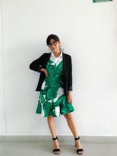 Outfit Godinez: Vest