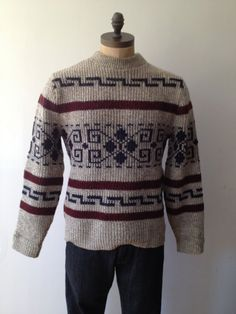 Vintage MENS Pendleton High Grade Western Wear wool by pandaJpanda, $32.00