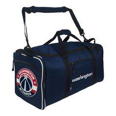 san francisco b9f71 5a55c Feel like one of the WizKids with the Washington Wizards Travel Duffle or  Gym Bag Arizona