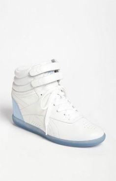 d28df65730 Sneakers Reebok Woman Nordstrom 45+ Ideas Reebok Freestyle, Cheer Shoes,  Sneaker Wedges,