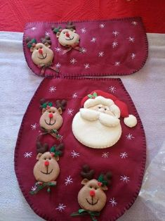 Gladys López's media content and analytics Christmas Clay, Christmas Crafts For Kids, Merry Christmas, Xmas, Felt Decorations, Christmas Tree Decorations, Holiday Decor, Foam Crafts, Diy Crafts